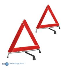 Triangulo Vial 2 Unidades