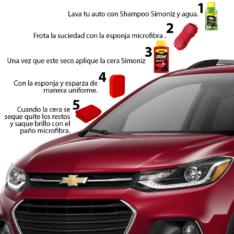Kit De Tratamiento Rojo Simoniz