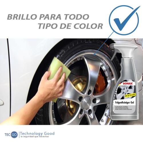 Limpia Aros 500ml/ Ruedas/neumaticos/llantas/wheel Cleaner