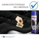 Limpia Tapiceria/ Alcantara Espuma 400ml Sonax