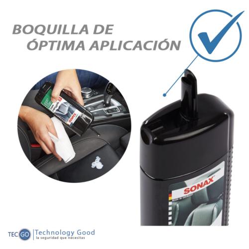 Crema Para Cueros Sonax 500ml/limpieza/tratamiento.