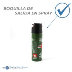 Gas Pimienta Spray 60ml