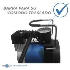 Mini Compressor De Aire Para Llantas 12V