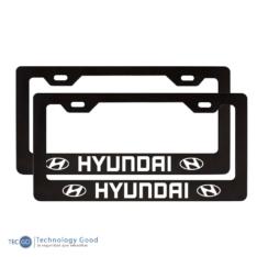 Portaplaca Tipo Hyundai
