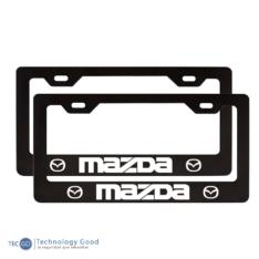 Portaplaca Tipo Mazda