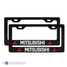 Portaplaca Tipo Mitsubishi
