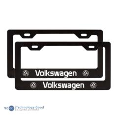 Portaplaca Tipo Volkswagen