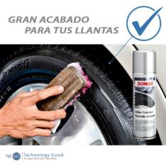Renovador De Llantas Para Auto Sonax 300ml