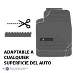 Piso De Auto Tipo Peugeot Camioneta Pvc/tapiz Generico/suelo