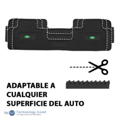 Piso De Auto Tipo Land Rover 3Pzas Negro