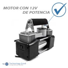 Mini Compresor De Aire Camioneta 12V