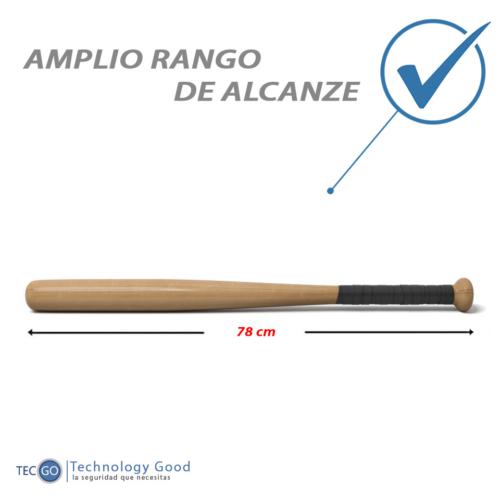 Bate De Beisbol De Madera/ Bat/ Basebal/ Seguridad