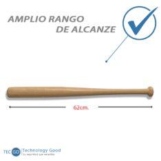 Bate De Beisbol De Madera 62cm