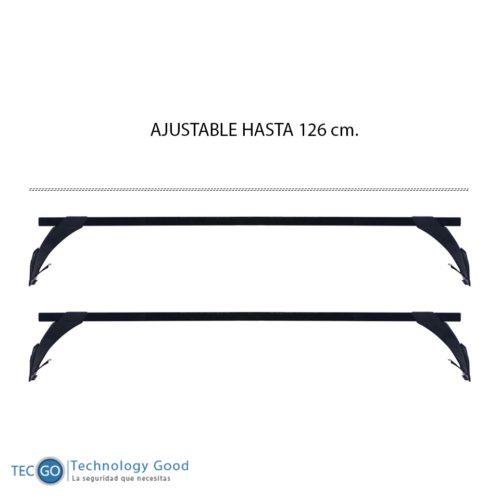 Barra De Techo Para Auto/parrilla/portaequipaje/soporte