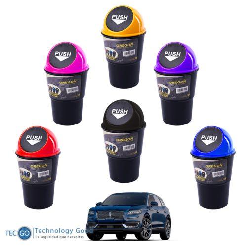 Mini Tacho De Basura Portatil Para Auto/camioneta