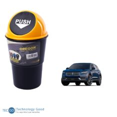 Mini Tacho De Basura Para Auto