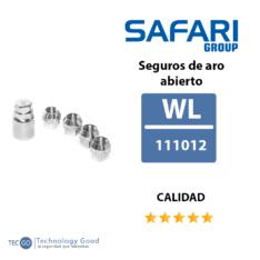 SEGURO DE RUEDA 12MM X 1.5 ABIERTO (WL111012)
