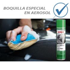 Espuma Limpia Tapices Sonax 400ml/alfombra