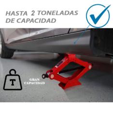 Gata De Auto Tipo Castillo 2 Toneladas /automóvil/carro