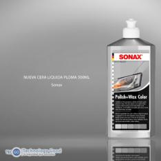 NUEVA CERA LIQUIDA PLOMA 500ML SONAX (47.296.300)